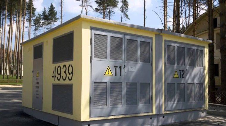 Проектирование подстанций до 35кВ