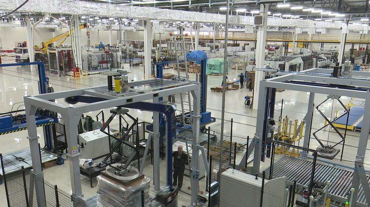 Комплексные технологические линии для производств